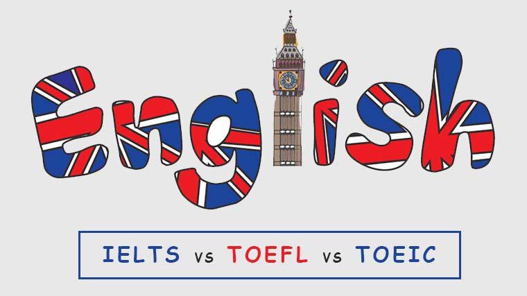 Những sự khác biệt cơ bản giữa TOEFL, IELTS và TOEIC: 6.0 điểm IELTS thì bằng mấy điểm TOEIC, TOEFL? - Ảnh 2.