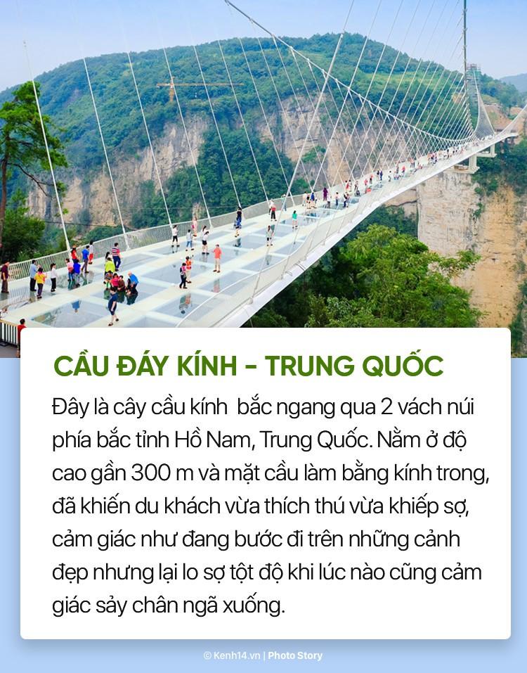 Có những cây cầu ẩn chứa sự nguy hiểm thách thức sự dũng cảm của con người - Ảnh 5.