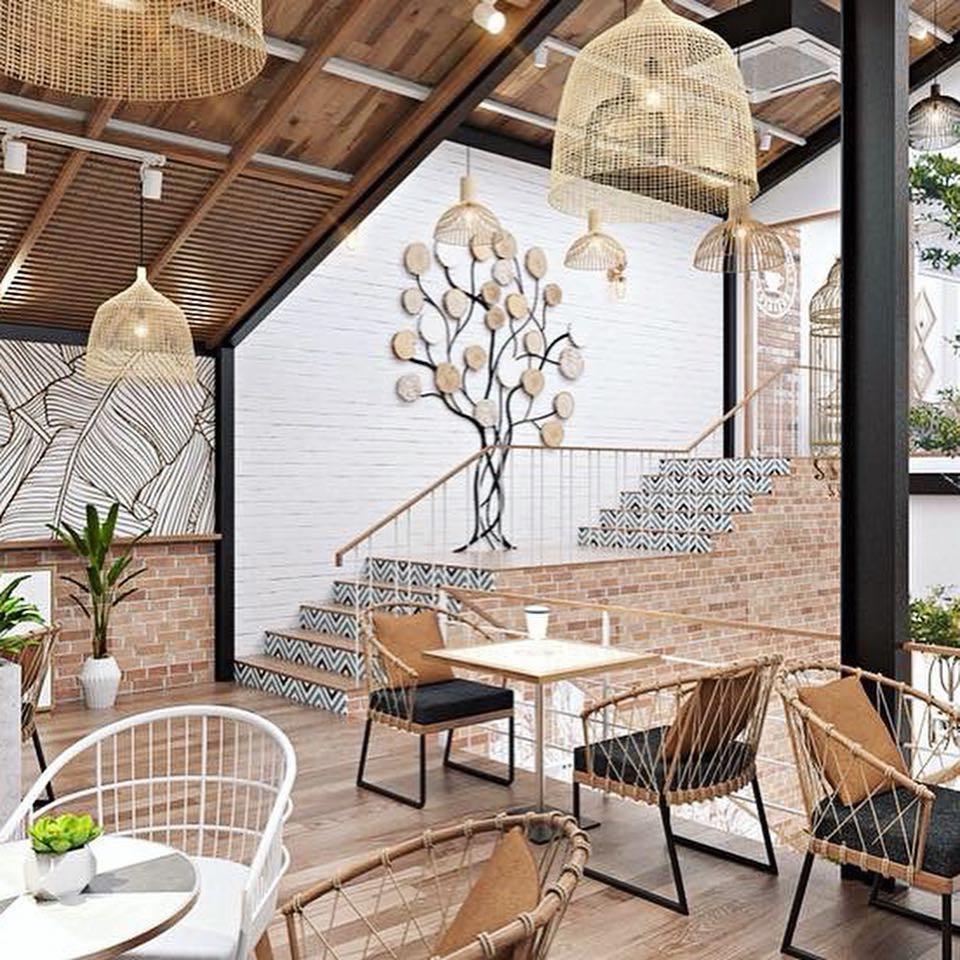 Những quán cà phê và khu tổ hợp xinh xắn khiến bạn muốn bất chấp book vé đi Đà Nẵng ngay - Ảnh 10.