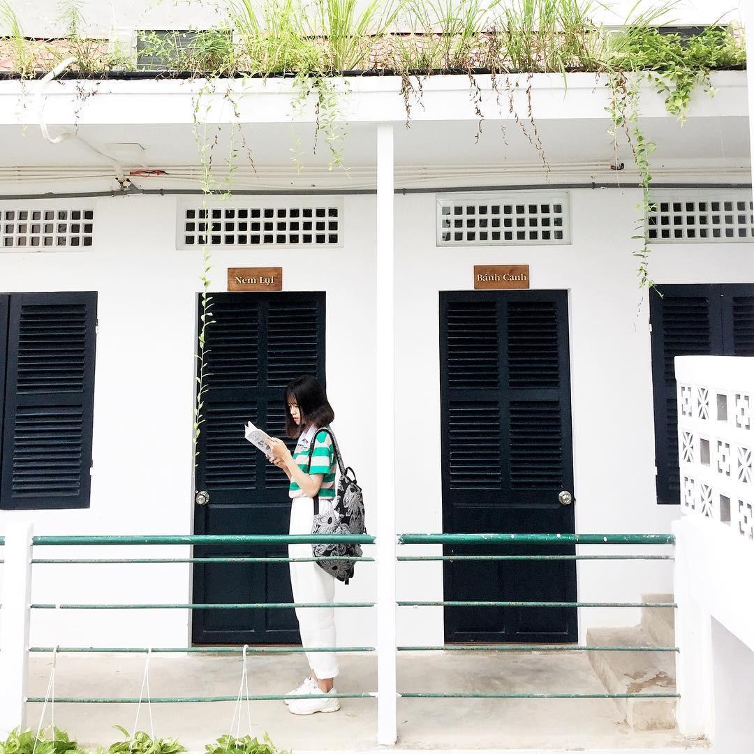 Những quán cà phê và khu tổ hợp xinh xắn khiến bạn muốn bất chấp book vé đi Đà Nẵng ngay - Ảnh 18.