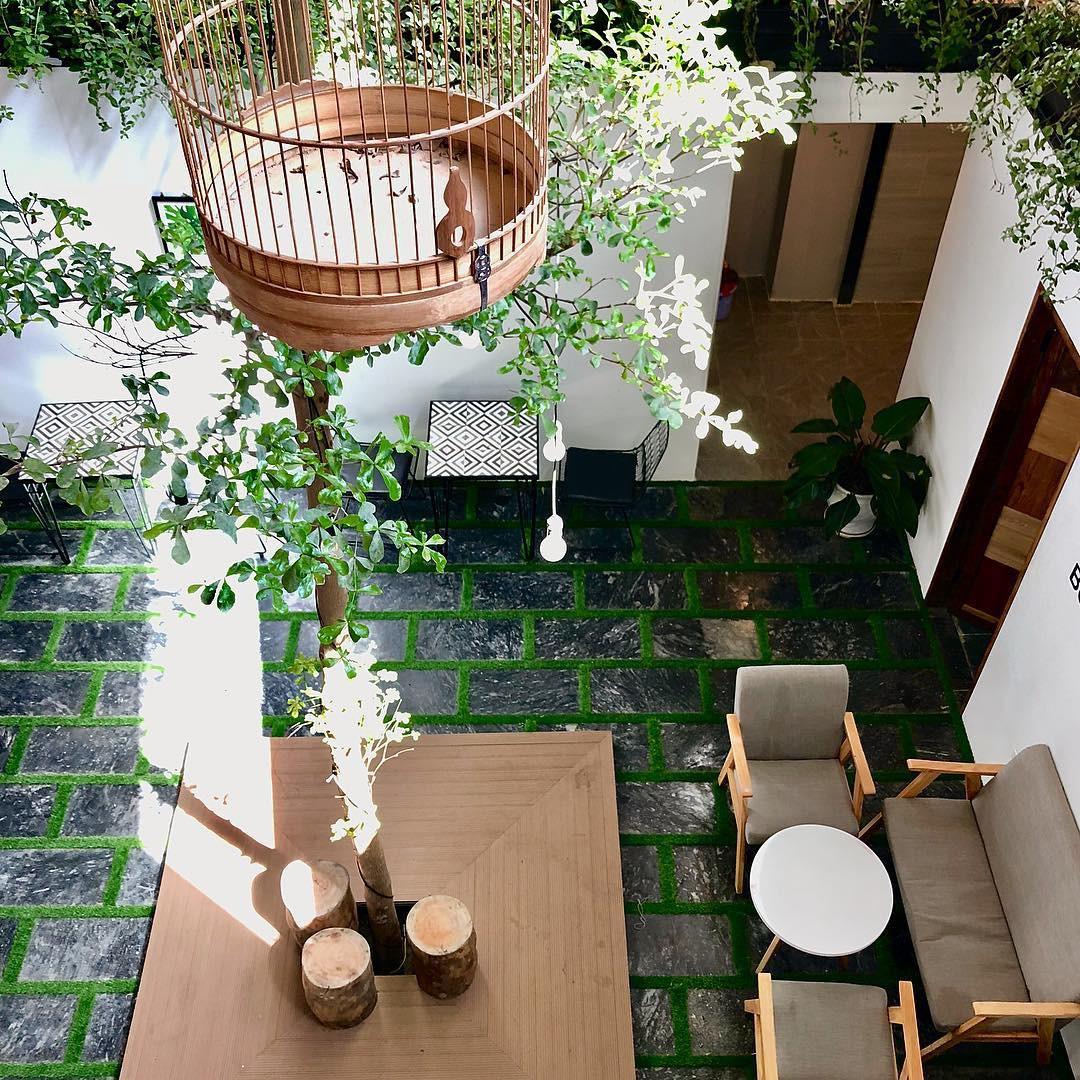 Những quán cà phê và khu tổ hợp xinh xắn khiến bạn muốn bất chấp book vé đi Đà Nẵng ngay - Ảnh 9.
