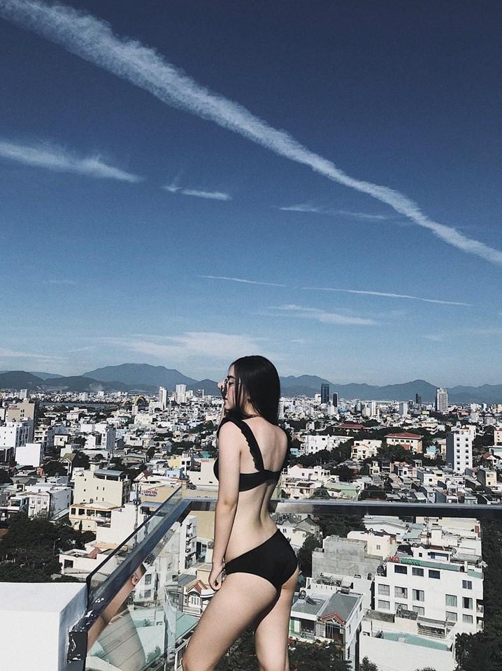 Bạn gái Hà Đức Chinh: Mặt xinh như hot girl, vóc dáng nóng bỏng sexy - Ảnh 4.