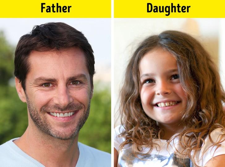 Cơ thể bạn, thứ gì được lấy từ cha, nét nào lấy từ mẹ? Đây là câu trả lời - Ảnh 2.