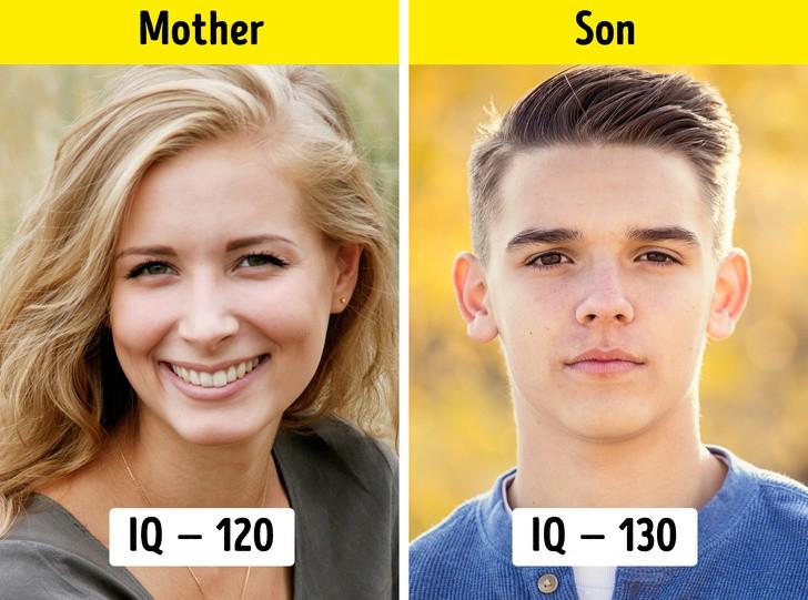 Cơ thể bạn, thứ gì được lấy từ cha, nét nào lấy từ mẹ? Đây là câu trả lời - Ảnh 3.