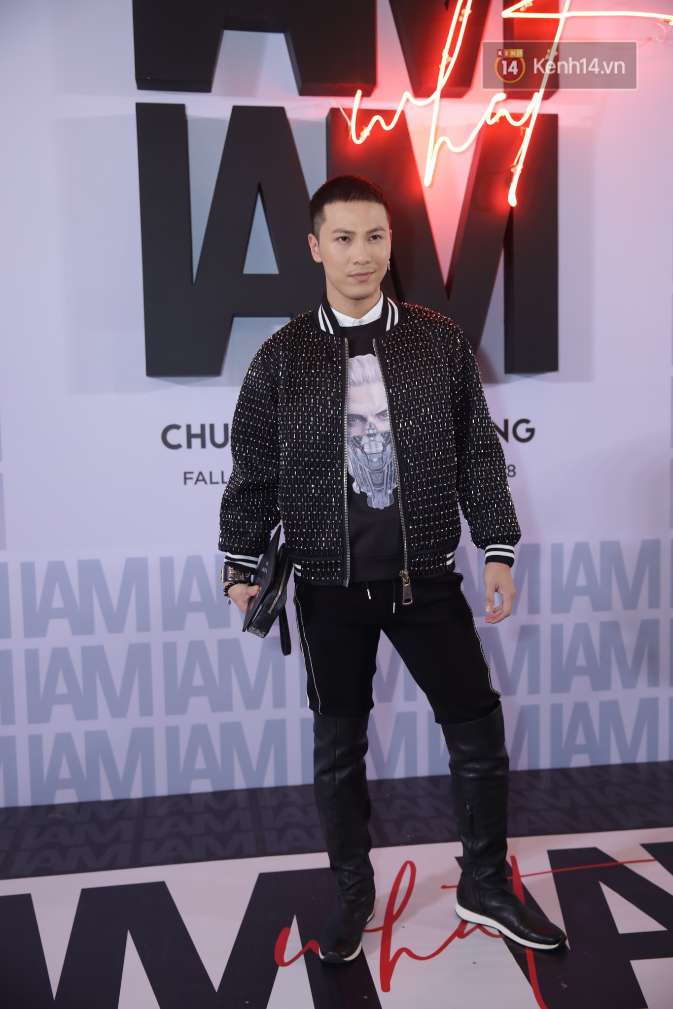 The red carpet Chung Thanh Phong show: it was able to test strange styles, as Quỳnh Anh Shyn caught the bird with rain - Photo 35.