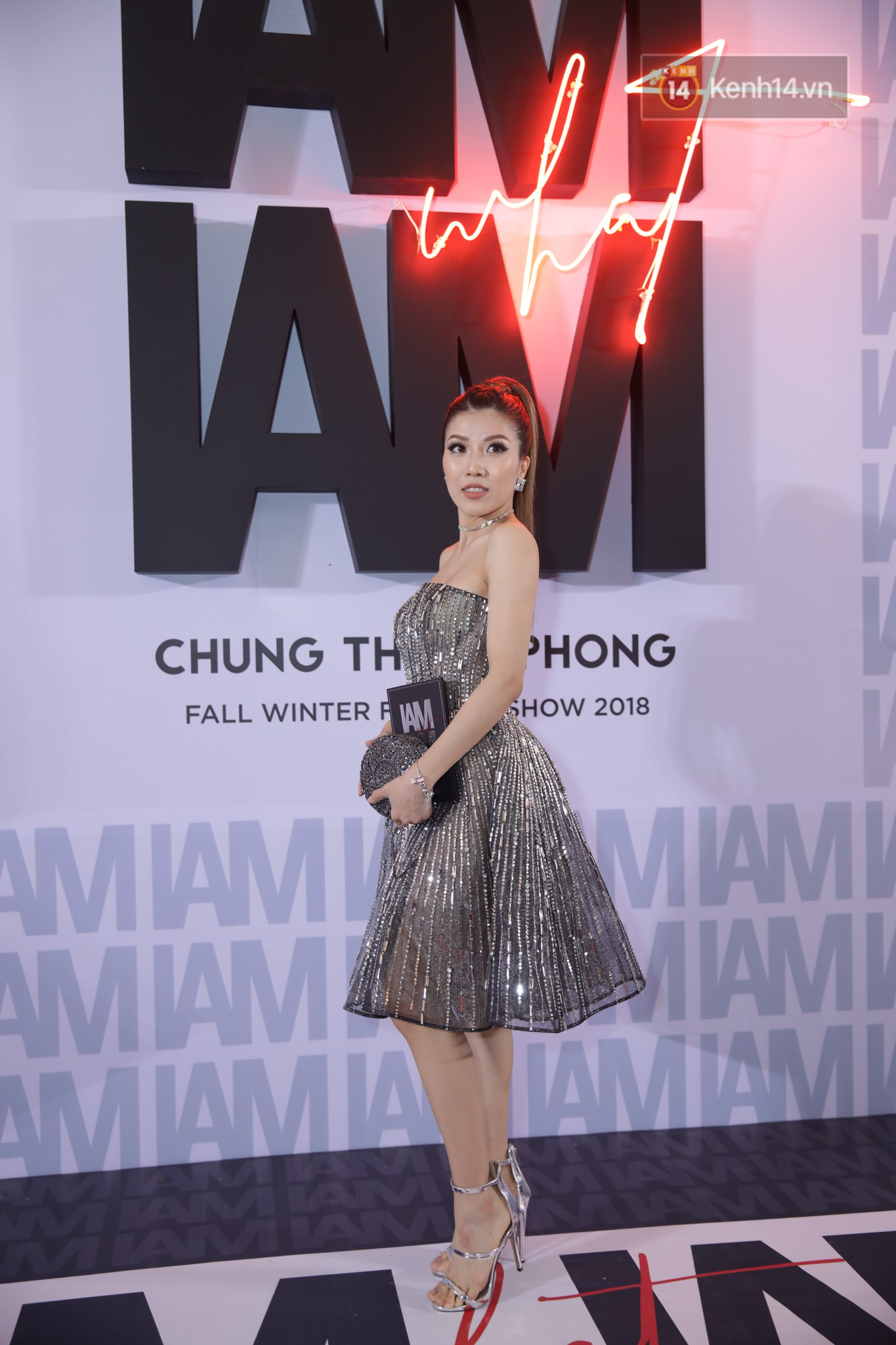 The red carpet Chung Thanh Phong show: It was able to test strange styles, as Quỳnh Anh Shyn caught birds with rain - Photo 34.