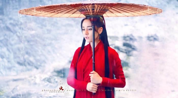 8 nữ chính Hoa ngữ hot nhất năm 2018: Dương Mịch, Triệu Lệ Dĩnh cũng phải nhường vị trí số 1 cho người này! - Ảnh 3.