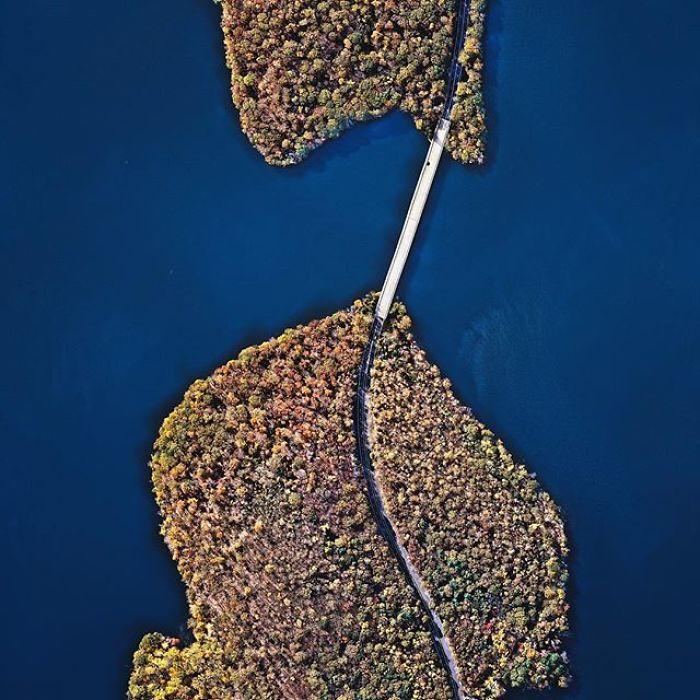 Trái Đất là một tác phẩm nghệ thuật tinh xảo và những bức ảnh từ trên cao này sẽ chứng minh điều đó - Ảnh 14.