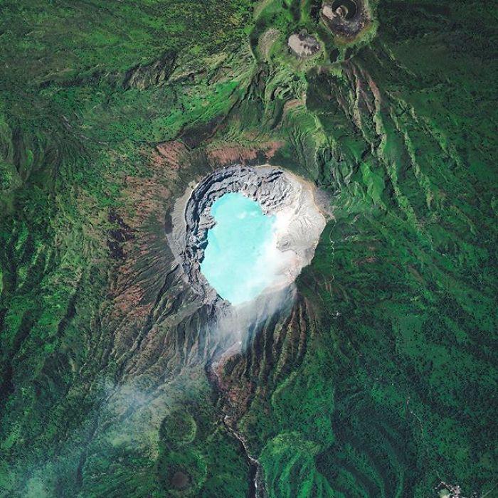 Trái Đất là một tác phẩm nghệ thuật tinh xảo và những bức ảnh từ trên cao này sẽ chứng minh điều đó - Ảnh 8.