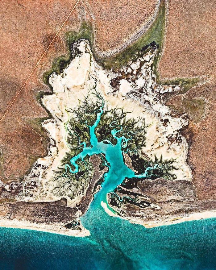 Trái Đất là một tác phẩm nghệ thuật tinh xảo và những bức ảnh từ trên cao này sẽ chứng minh điều đó - Ảnh 4.