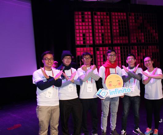 Sinh viên Việt Nam lần đầu tiên giành chiến thắng tại cuộc thi lập trình công nghệ lớn nhất Châu Âu - Ảnh 2.