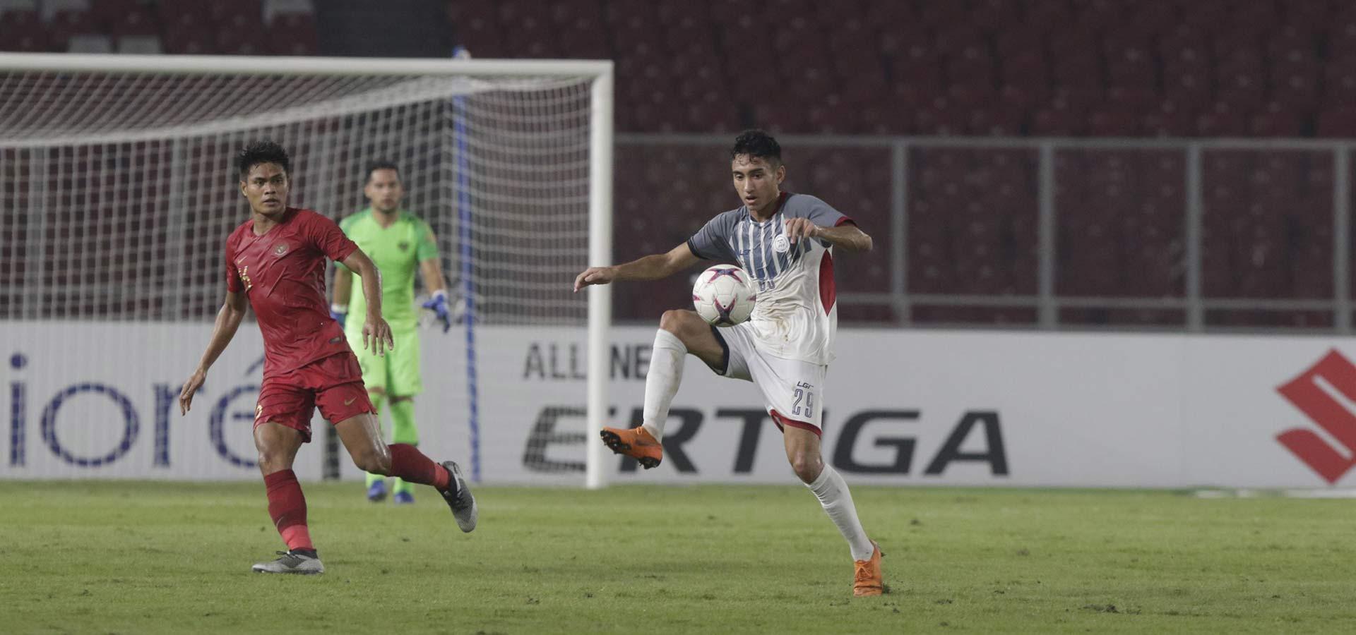 Tiền đạo tuyển Philippines lên tiếng thách thức Duy Mạnh, Văn Lâm và đồng đội - Ảnh 2.