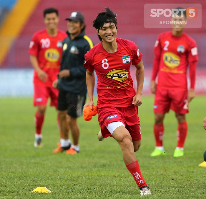 Tuan Anh is ready to go to the Asian Cup 2019, Van Thanh will return to Vietnam - Photo 1.