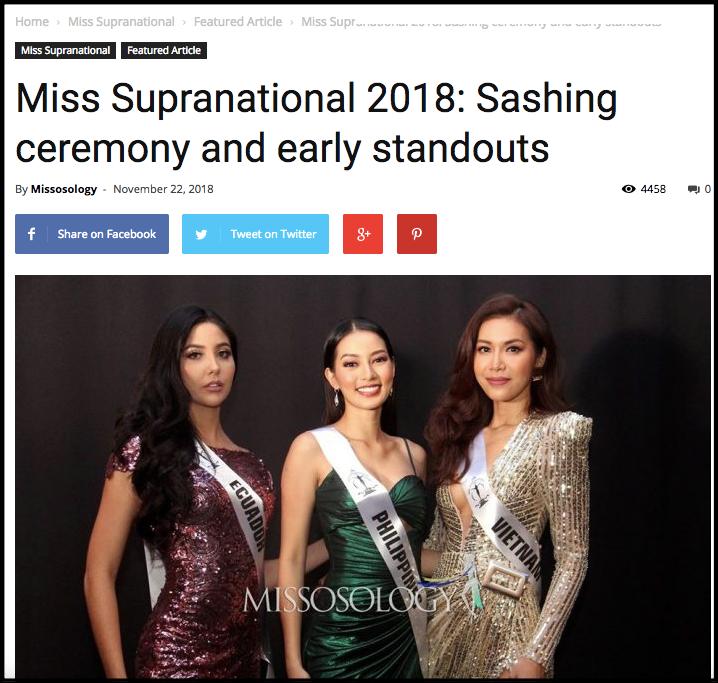 Minh Tú được Missosology đánh giá là điểm sáng trong phần thi bikini, dự đoán xếp thứ 4 tại Miss Supranational - Ảnh 2.