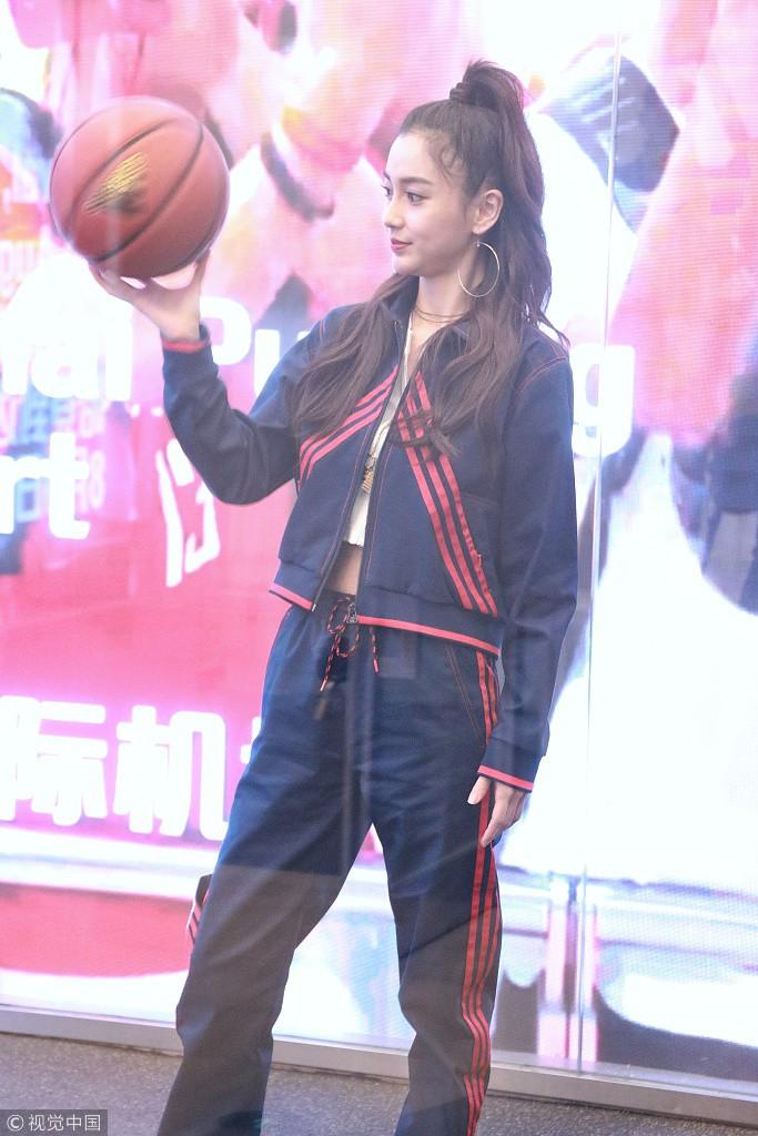 Hậu scandal ly hôn với Huỳnh Hiểu Minh, Angela Baby xuất hiện xinh đẹp và rạng rỡ tại sự kiện - Ảnh 5.