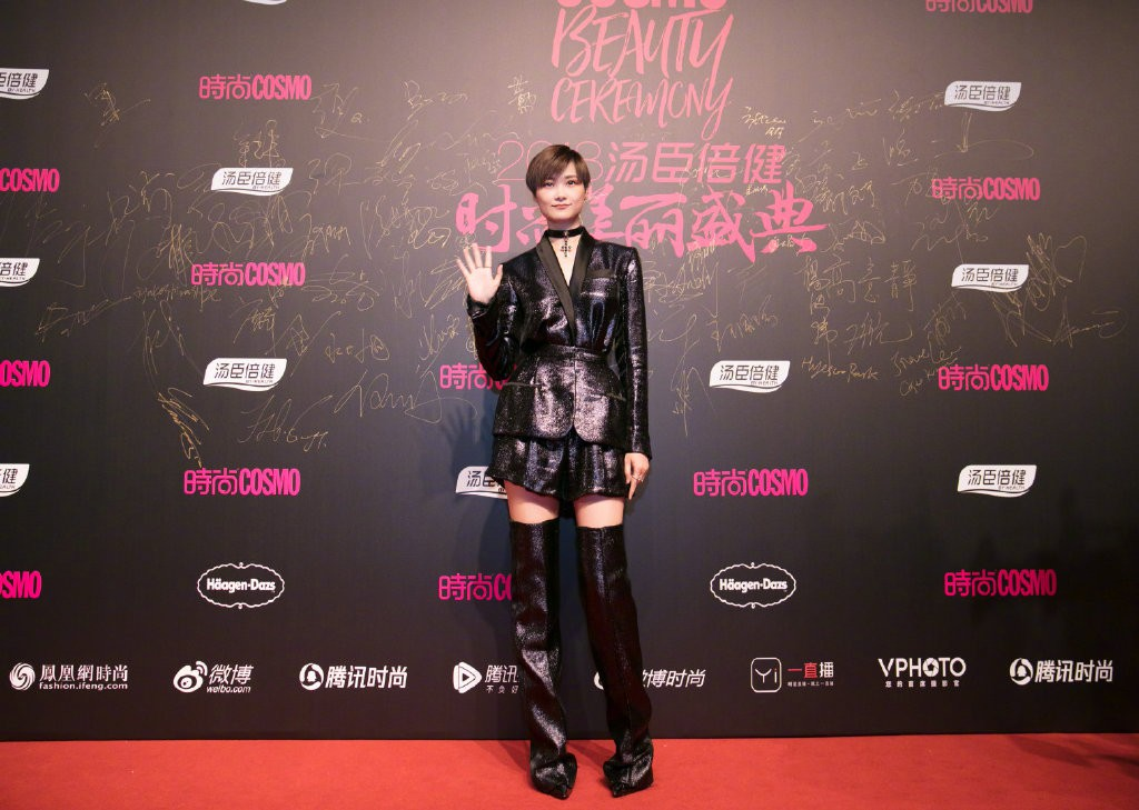 The warmest red carpet Cbiz: Jaejoong caused a fever because of the surprising appearance, secretary Kim hot hot pinky - Figure 29.