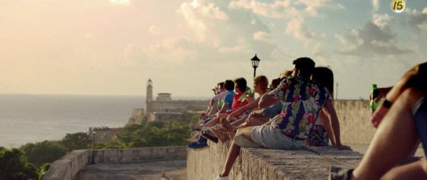 Encounter Ho Kyo's song struck the network of the crazy island of Cuba too beautiful! - Photo 8.