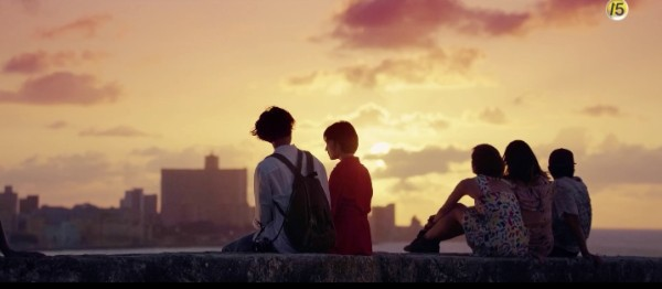 Encounter Ho Kyo's song struck the network of the crazy island of Cuba too beautiful! - Photo 6.