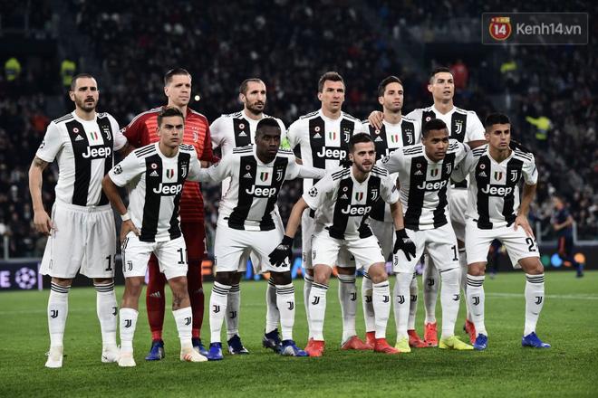 Vua đệm bóng Ronaldo biến thành vua dọn cỗ giúp Juventus ca khúc khải hoàn ở Champions League - Ảnh 6.