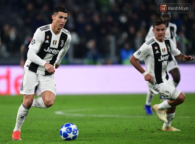 Vua đệm bóng Ronaldo biến thành vua dọn cỗ giúp Juventus ca khúc khải hoàn ở Champions League - Ảnh 7.