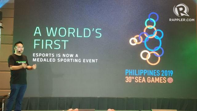 Esports trở thành môn thể thao chính thức tại SEA GAMES 2019 - Ảnh 1.