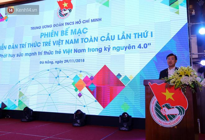 Phó giáo sư trẻ nhất Việt Nam trở thành Tổng thư ký của mạng lưới trí thức trẻ Việt Nam toàn cầu - Ảnh 3.