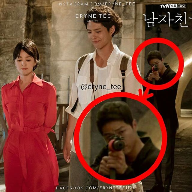 Cười mệt với loạt ảnh chế của fan Song Song Couple sau khi xem tập 1 bom tấn Hàn Encounter - Ảnh 3.