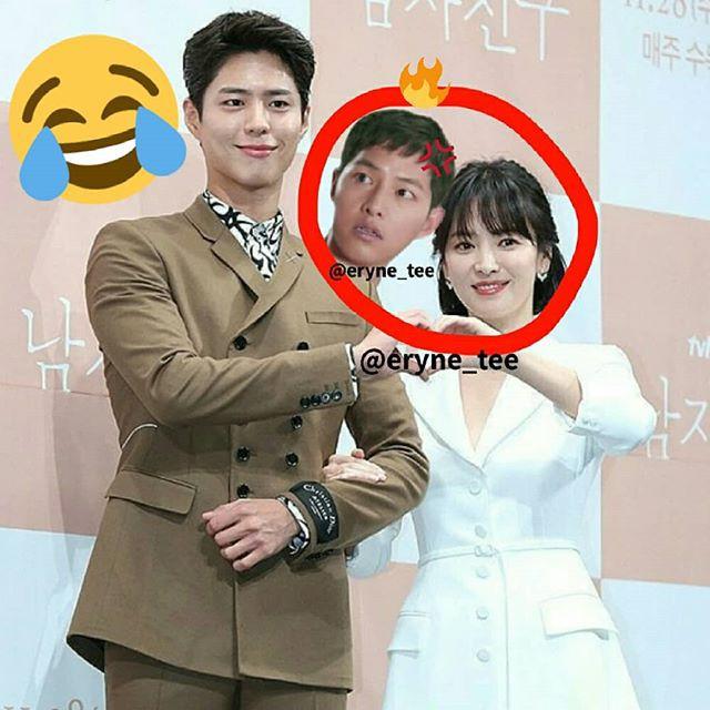Cười mệt với loạt ảnh chế của fan Song Song Couple sau khi xem tập 1 bom tấn Hàn Encounter - Ảnh 6.