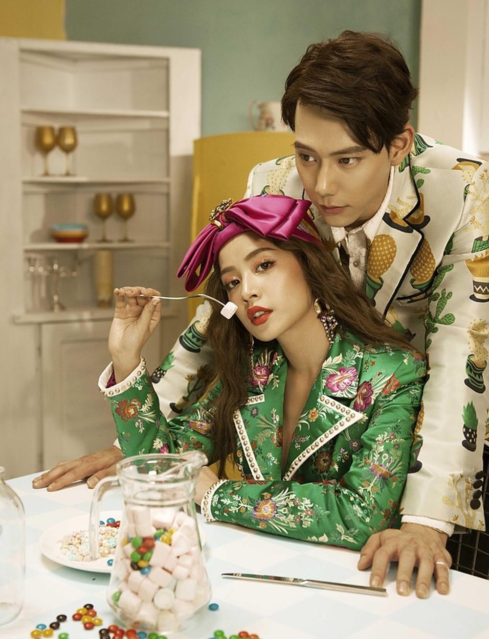 """1 tuần sau khi bạn trai tin đồn"""" thừa nhận mối quan hệ trên sóng truyền hình Hàn, Chi Pu bất ngờ có phản ứng đầu tiên - Ảnh 3."""