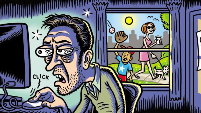 Nghe não bộ kể tội Internet: lợi ích có mà tác hại cũng vô kể - Ảnh 1.