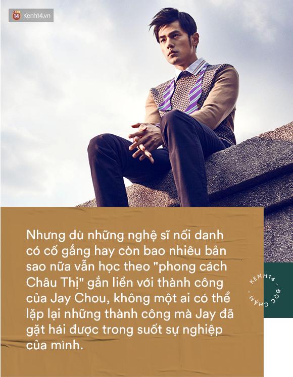 Châu Kiệt Luân và làn gió Trung Hoa trong hồi ức thanh xuân của 8x, 9x: Anh cùng chúng em trưởng thành, chúng em cùng anh già đi - Ảnh 10.