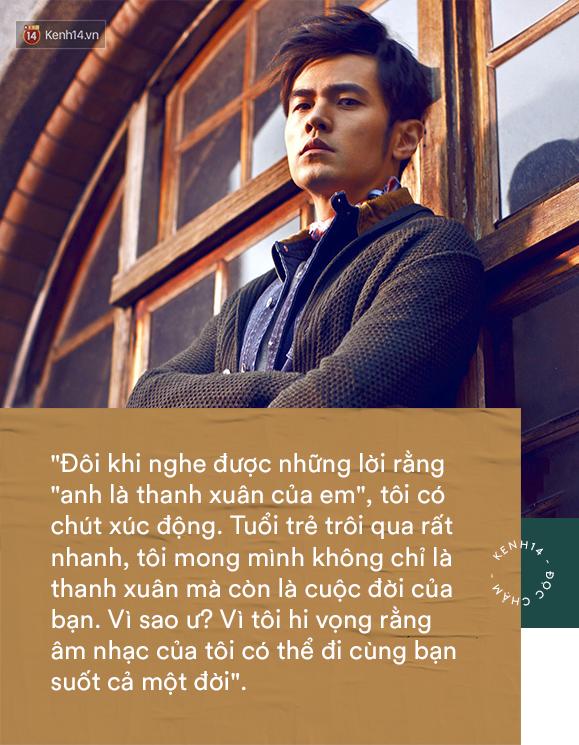 Châu Kiệt Luân và làn gió Trung Hoa trong hồi ức thanh xuân của 8x, 9x: Anh cùng chúng em trưởng thành, chúng em cùng anh già đi - Ảnh 13.