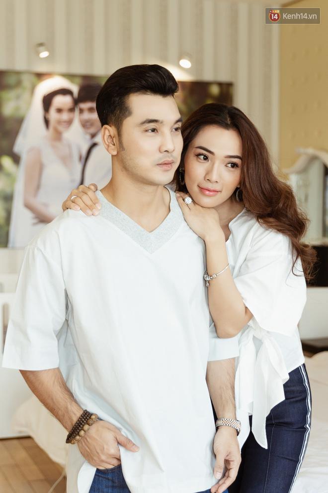 Ưng Hoàng Phúc - Kim Cương: Câu chuyện đẹp về cuộc hôn nhân 6 năm, vượt rào cản con chung, con riêng đến đám cưới - Ảnh 10.