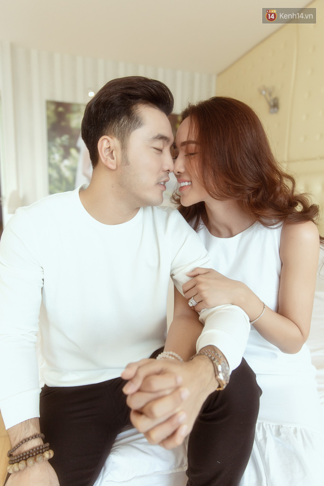 Ưng Hoàng Phúc - Kim Cương: Câu chuyện đẹp về cuộc hôn nhân 6 năm, vượt rào cản con chung, con riêng đến đám cưới - Ảnh 9.