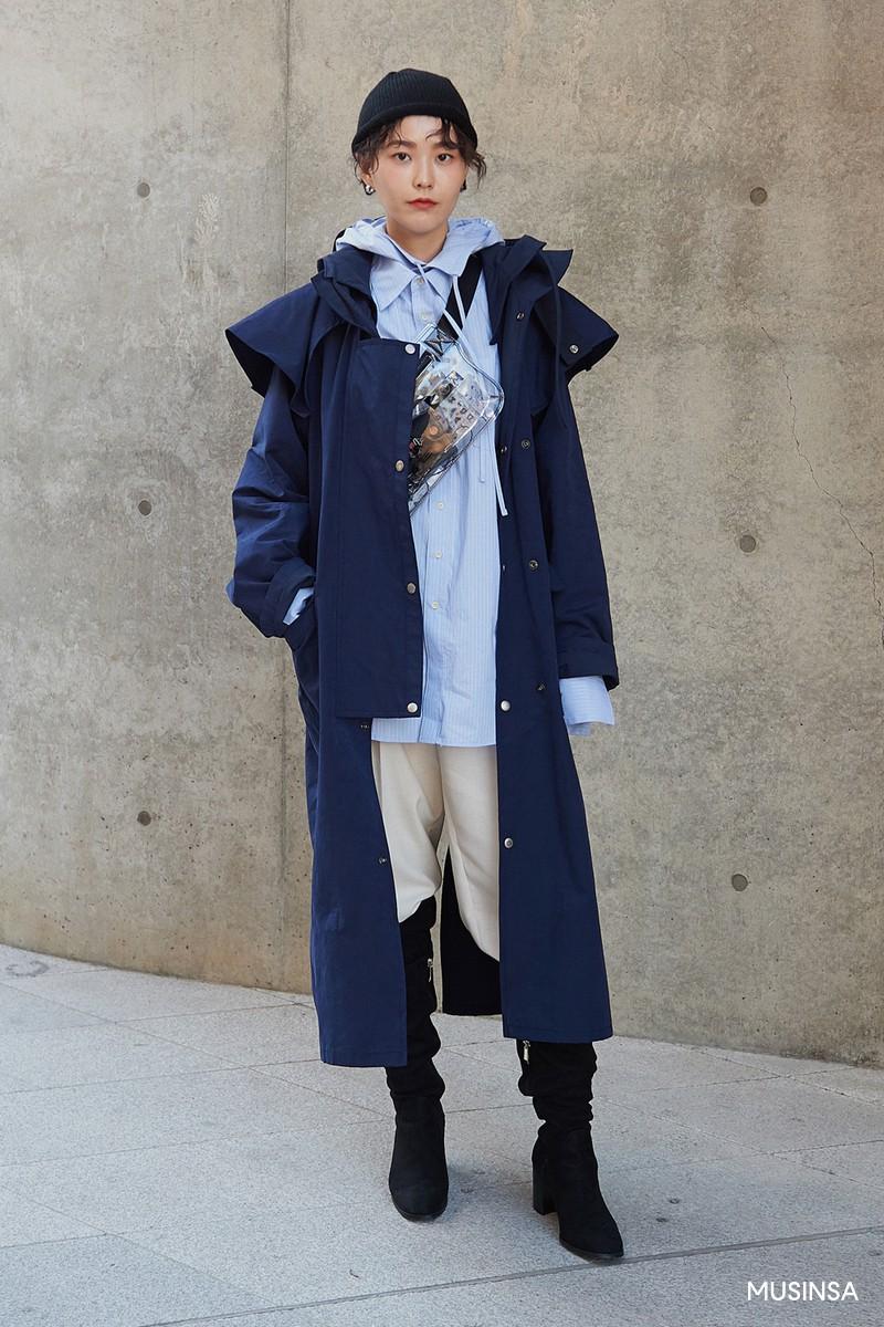 Street style giới trẻ Hàn tuần qua chứng minh: mix đồ đơn giản, thoải mái luôn là đẹp và cool nhất - Ảnh 3.