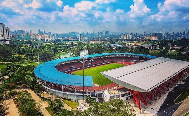 Chiêm ngưỡng 12 sân vận động ở 9 quốc gia tổ chức vòng bảng AFF Cup 2018 - Ảnh 4.