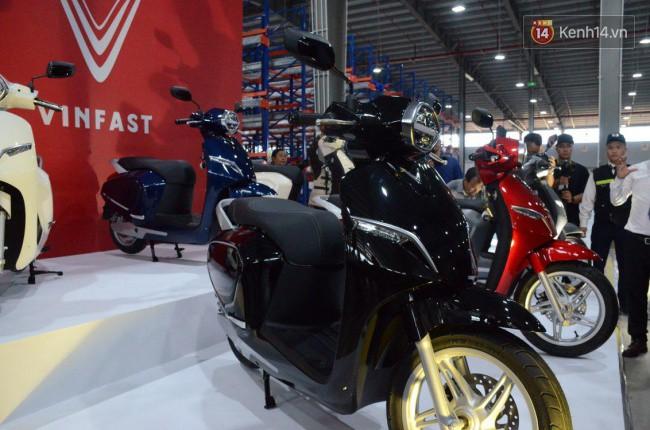 VinFast trình làng xe máy điện đầu tiên mang tên Klara- Ảnh 2.