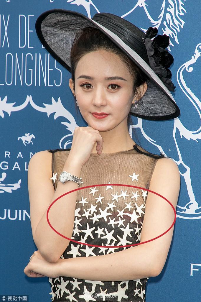 """Cùng diện váy công chúa: Angela Baby, Triệu Lệ Dĩnh, Nhiệt Ba đều """"thua"""" Meghan Markle - Ảnh 8."""