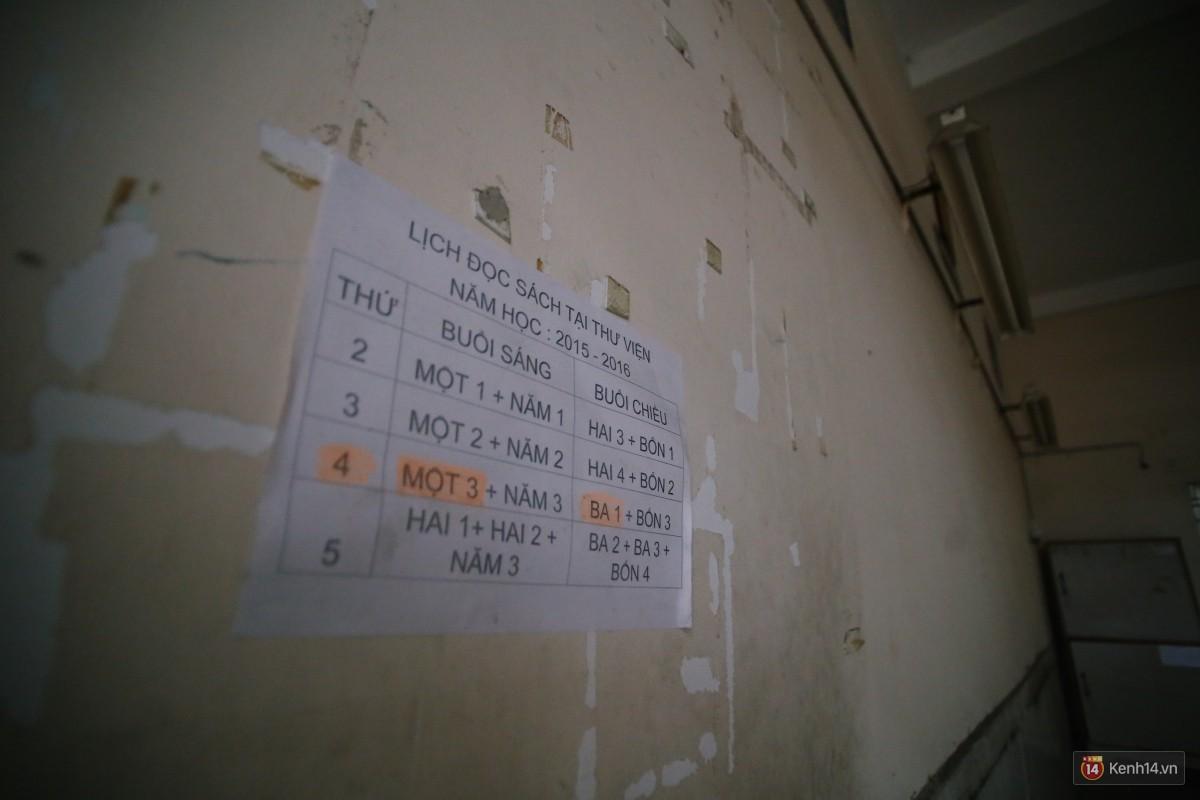 Cảnh hoang tàn bên trong ngôi trường tiểu học bị bỏ hoang hơn 3 năm ở Sài Gòn - Ảnh 14.