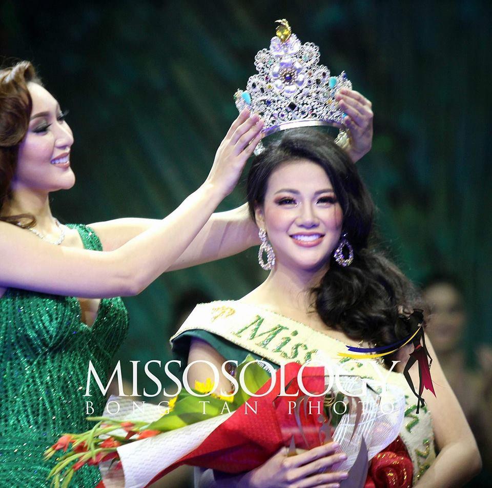 Clip: Người đẹp Việt bật khóc khi được gọi tên trở thành Tân Hoa hậu Trái đất - Ảnh 5.