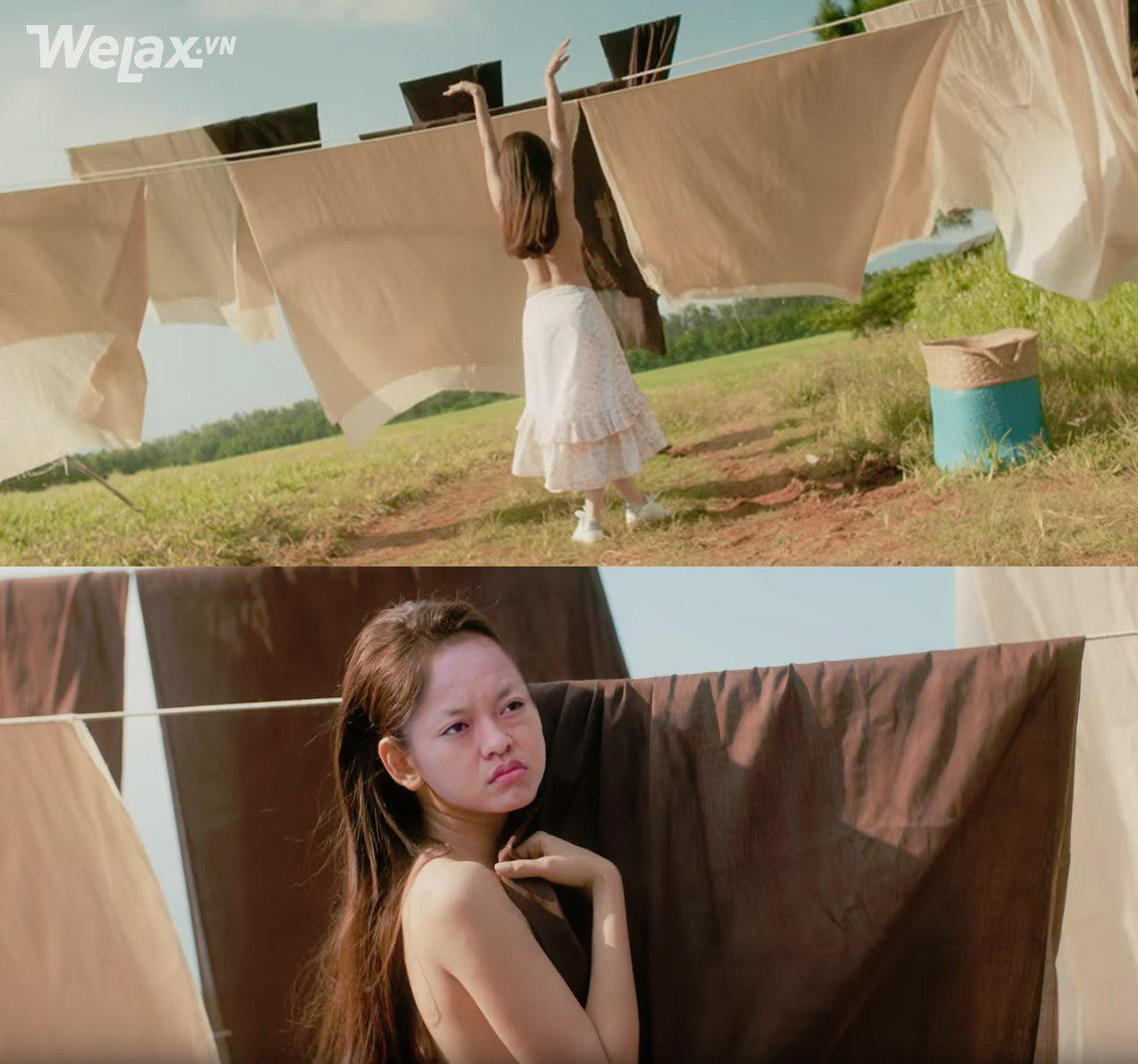 Có bao giờ bạn tưởng tượng nhìn Mai Ngô như thế nào trong MV 16+ của Chi Pu chưa? - Ảnh 4.