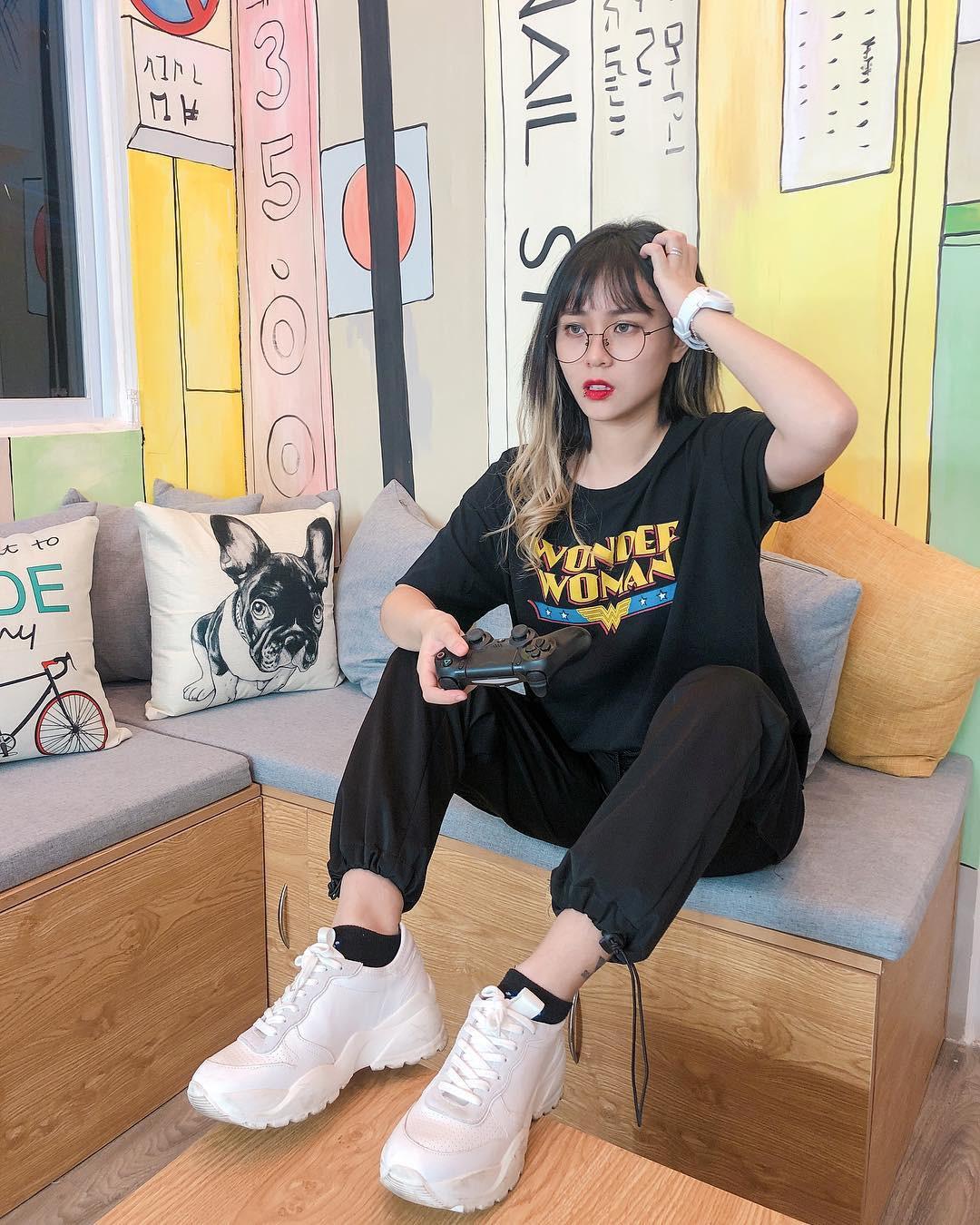 Profile dàn hot girl sẽ cùng streamer Misthy khuấy đảo All Star 2018 - Ảnh 1.