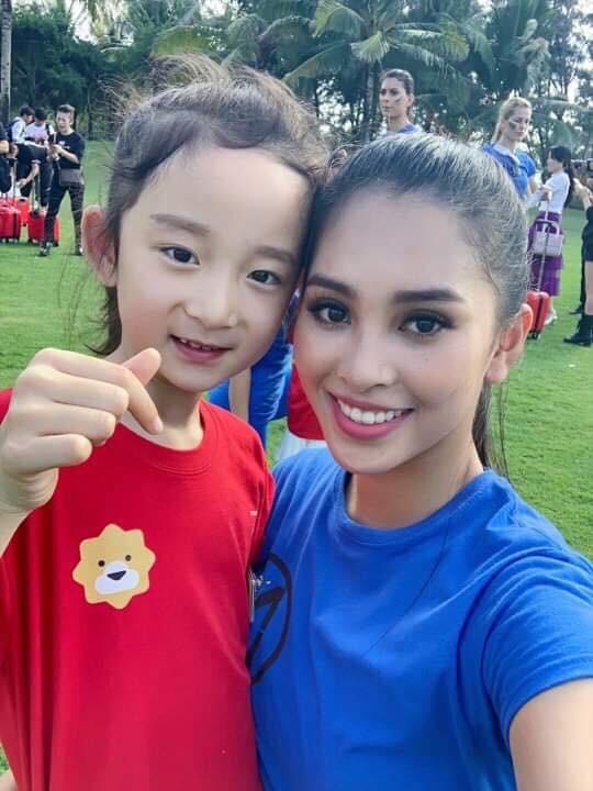 Khoẻ khoắn tham gia Người đẹp thể thao, Tiểu Vy vẫn vụt mất tấm vé vàng vào thẳng chung kết Miss World - Ảnh 4.