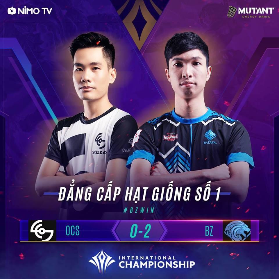 Vòng loại AIC 2018 ngày 1: Hai đại diện Việt Nam không thể tạo ra bất ngờ trong ngày ra quân - Ảnh 4.