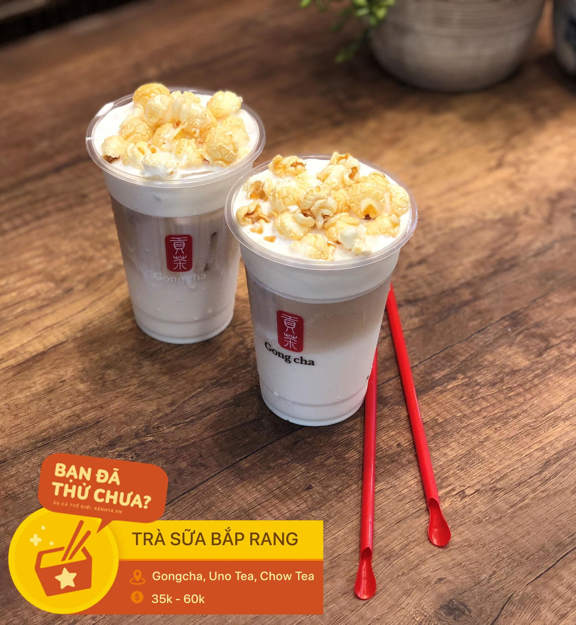 Sài Gòn có những thứ đồ uống từ sữa phủ topping chất chồng chất đống trên mặt cốc khiến ai cũng phải thích thú - Ảnh 5.
