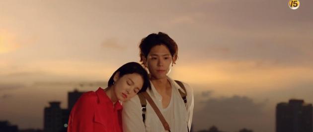 Tất tần tật những màn thả thính cực ngọt giữa chị em Song Hye Kyo - Park Bo Gum trong 2 tập đầu Encounter - Ảnh 2.
