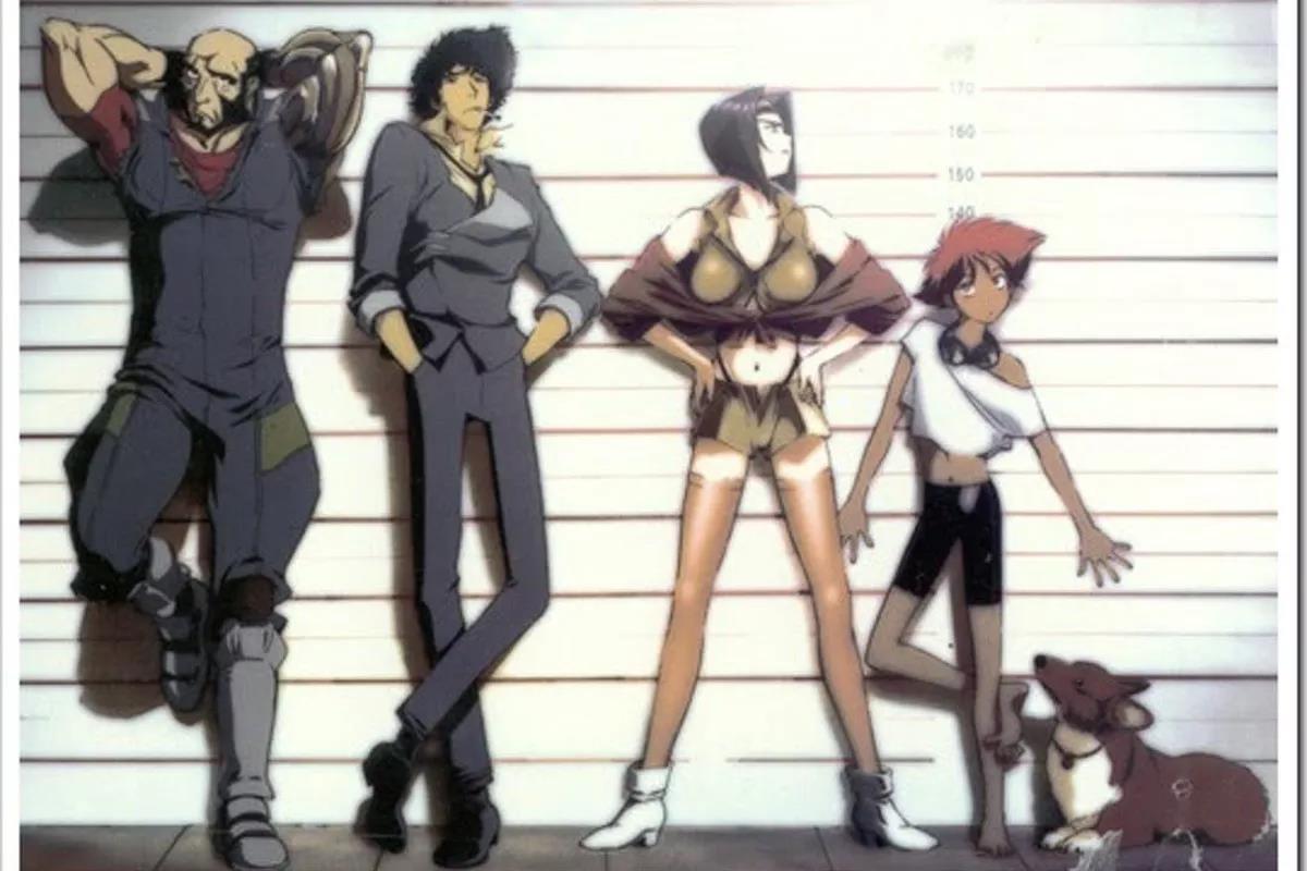Lại một anime nữa của Nhật có phiên bản live-action Hollywood! - Ảnh 4.