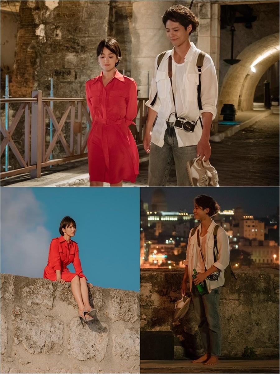 Tất tần tật những màn thả thính cực ngọt giữa chị em Song Hye Kyo - Park Bo Gum trong 2 tập đầu Encounter - Ảnh 5.