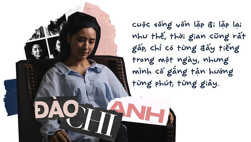 Đào Chi Anh: Mình có thể phá sản và mất hết tất cả, nhưng quan trọng nhất là mình vẫn tồn tại, vẫn còn gia đình và có trí tuệ để tìm một con đường khác - Ảnh 9.
