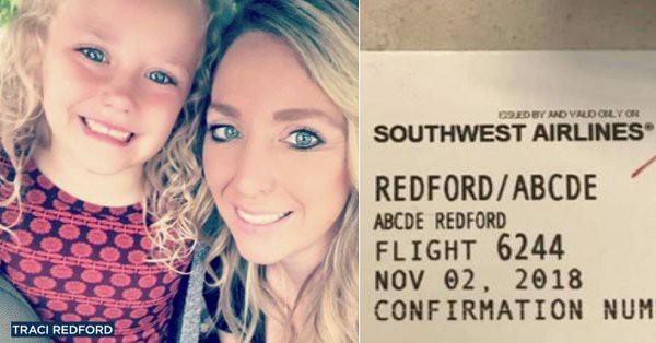 Bé gái 5 tuổi bị nhân viên sân bay chế nhạo vì có tên Abcde, cộng đồng mạng tức giận giúp hai mẹ con đòi công bằng - Ảnh 1.